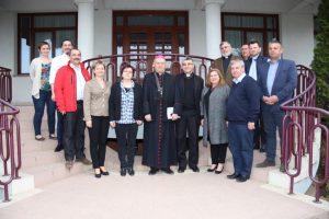 Adunarea Generala a Confederatiei Caritas Romania, aprilie 2017